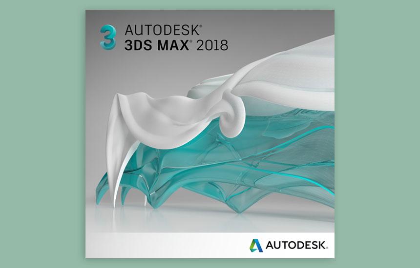 Autodesk 3DS Max 2018 – MediaIntegra