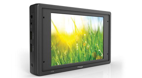 "TVLogic F-7H – 7"" FHD HDR Field Monitor – MediaIntegra"